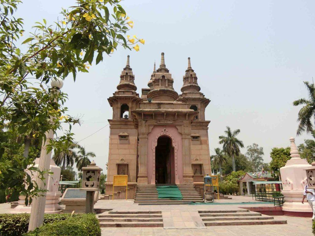 ムールガンダ・クティ寺院
