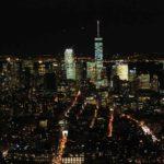 エンパイヤ・ステート・ビルからの夜景