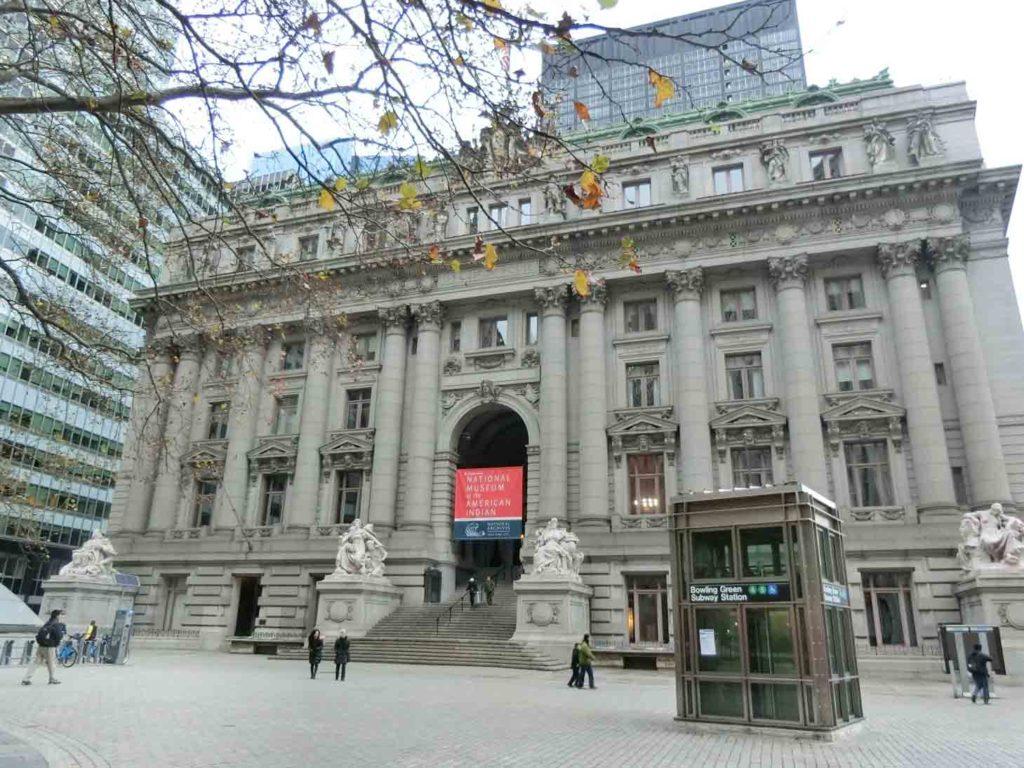 アメリカンインディアン博物館