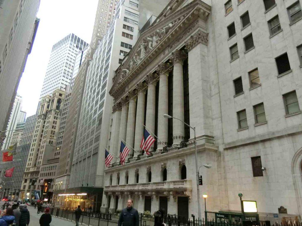 ニューヨーク証券所